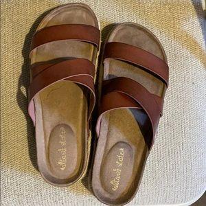 Altar'd State platform sandals